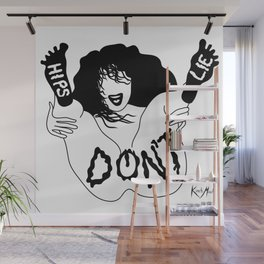 Hips Don't Lie Wall Mural
