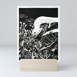 Terrestrial Life Mini Art Print