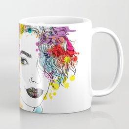 spring girl Coffee Mug