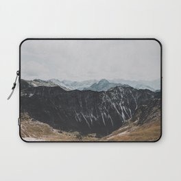 interstellar - landscape photography Laptop Sleeve