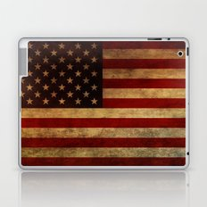 Star Spangled Banner. The Flag of the United States of America Laptop & iPad Skin