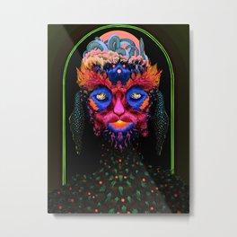 Writhe Metal Print