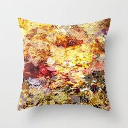Nature Mix Throw Pillow