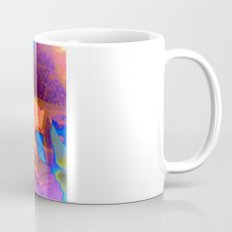 Abstract Gasmask Mug