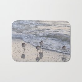 Sandpipers  Bath Mat