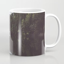 Cabin - Landscape and Nature Photography Coffee Mug