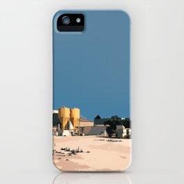 Yellow Tank iPhone Case