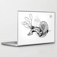 sound Laptop & iPad Skins featuring Sound by Ryan Michael Scott