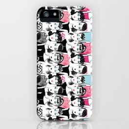 Barbie is the new black iPhone Case