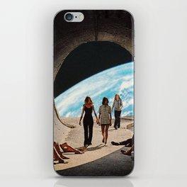 'Scifi Kids' iPhone Skin