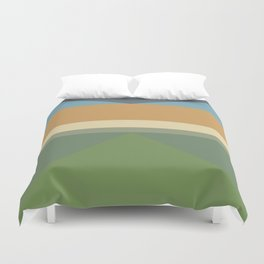Earthtone Duvet Cover