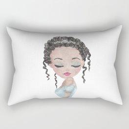Cinder-Brandy Rectangular Pillow