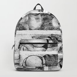 body ink Backpack