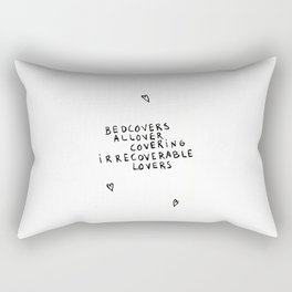 #overcooked Rectangular Pillow