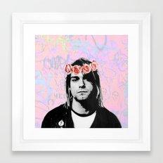 Kurt..  Framed Art Print