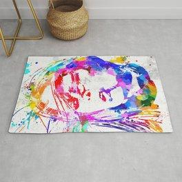 Bardot Watercolor Rug