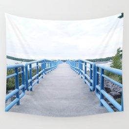 Harbor Bridge Wall Tapestry