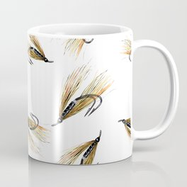 Willie Gunn Fishing Fly Coffee Mug