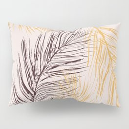 Feather love Pillow Sham