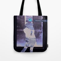 the national Tote Bags featuring National Affairs by WLY :: We love you ::