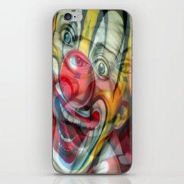 The Last Laugh iPhone Skin