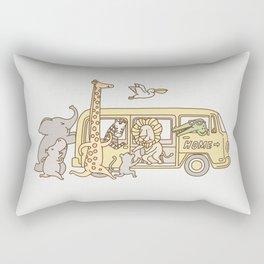 Home is our destination Rectangular Pillow