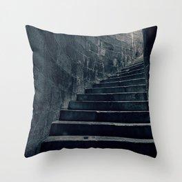 Stairway to Heathens Throw Pillow
