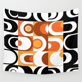 Vintage BW 05 Wall Tapestry