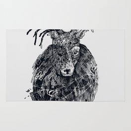 Black Elk Rug