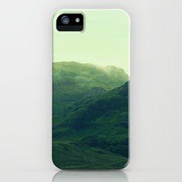 Glen Coe iPhone Case