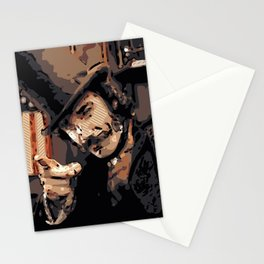 Gangs of New York Stationery Cards