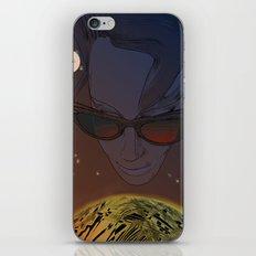 Wanda, Kisses from Planet UZU- Dawn version  iPhone & iPod Skin