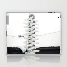 Directions to Anywhere Laptop & iPad Skin