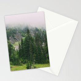 Cliffs of Heaven Stationery Cards