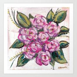 Pinky Promise Art Print