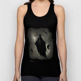 Dementors - HarryPotter | Painting Unisex Tank Top