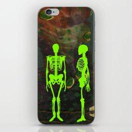 La Petite Mort, No. 4 iPhone Skin