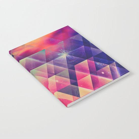 glyssyne pyrymyd Notebook