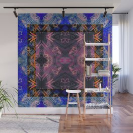 Dance of Emergence Neo Tribal Visionary Study Wall Mural