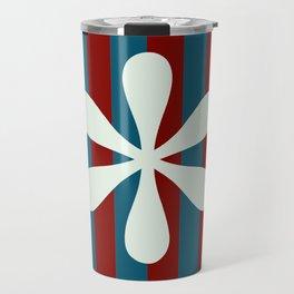 Asterisk Travel Mug