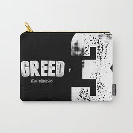 7 Deadly sins - Greed Carry-All Pouch