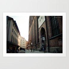 München / Bavaria Art Print
