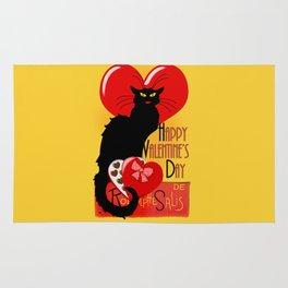 Le Chat Noir Valentine Rug