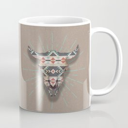 Cow Skull Induco Coffee Mug