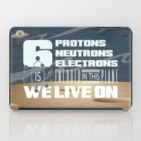 transistor iPad Cases featuring 311 - Galaxy by gatebasher_311
