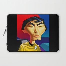 George Takei, Hikaru Sulu. Laptop Sleeve