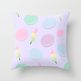 Sweetster Throw Pillow