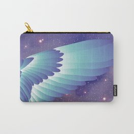 Bird Wing_UniverseB Carry-All Pouch