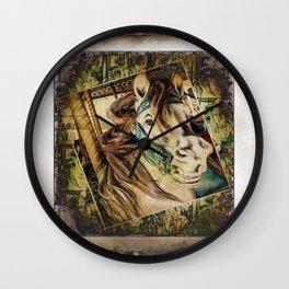 Vintage Carousel Horse Wall Clock