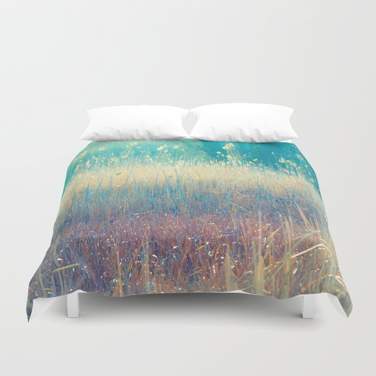 Aching In My Heart Duvet Cover
